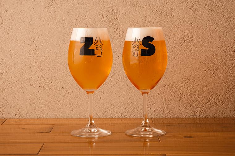 ゼノンサカバ特製グラス
